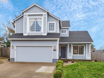 Newberg Single Family Home For Sale: 208 E Myrtlewood Ct