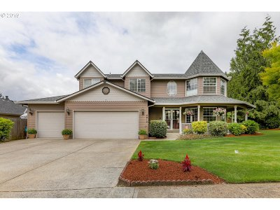 Vancouver Single Family Home For Sale: 4014 SE 170th Ct
