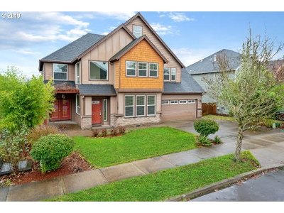 Clackamas OR Single Family Home For Sale: $535,000