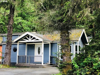 Gold Beach OR Single Family Home For Sale: $89,950