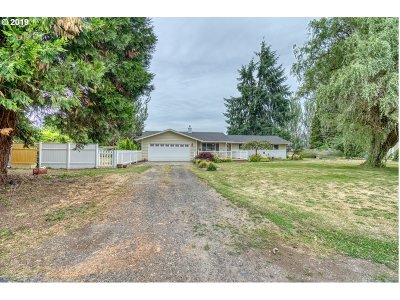 Cowlitz County Single Family Home Bumpable Buyer: 161 Catherine Dr