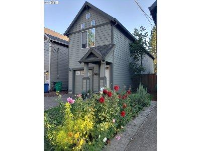 Single Family Home For Sale: 4002 SE Lexington St