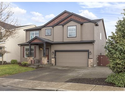 Scappoose Single Family Home For Sale: 52188 SE 8th St