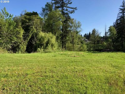 Lake Oswego Residential Lots & Land For Sale: 1005 Country Club Rd