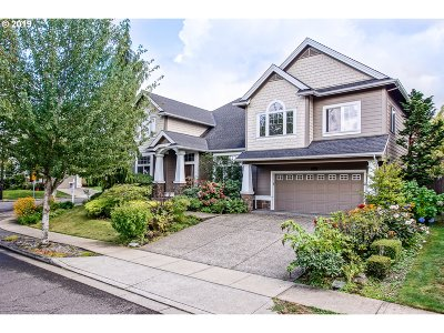 Beaverton Single Family Home For Sale: 16580 SW Rogue River Ter