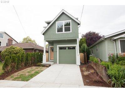 Portland Single Family Home For Sale: 9180 N Polk Ave