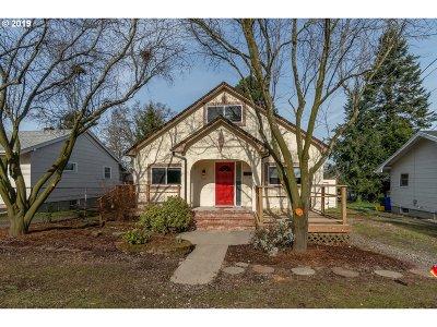Single Family Home For Sale: 9027 NE Humboldt St