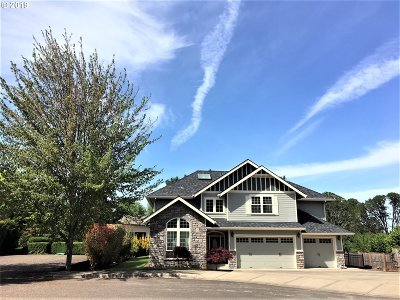 McMinnville Single Family Home For Sale: 997 NW Baker Crest Ct