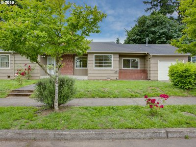 Single Family Home For Sale: 6535 SE 85th Ave