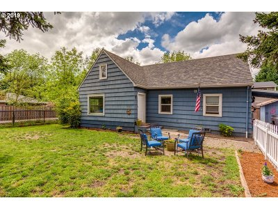 Single Family Home For Sale: 4065 SW 188th Ave