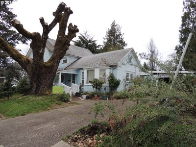 McMinnville Single Family Home For Sale: 229 NW 7th St