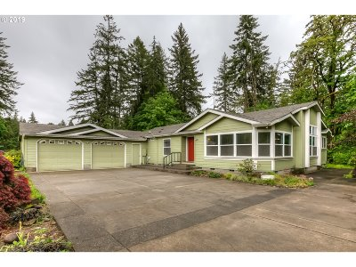 Stayton Single Family Home For Sale: 16502 N Santiam Hwy