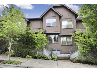 Portland Single Family Home For Sale: 10376 SW Taylor St