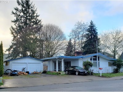 Canby Single Family Home For Sale: 333 SE 2nd Ave