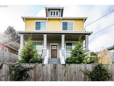 Single Family Home For Sale: 3152 NE Dekum St