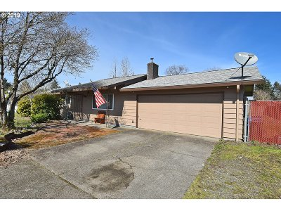 Vancouver Single Family Home For Sale: 9216 NE 95th St