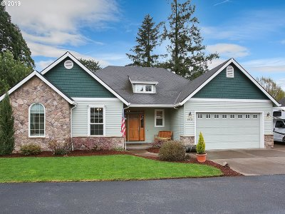 Canby Single Family Home Pending: 1413 NE 12th Ave