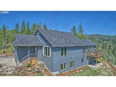 Yacolt Single Family Home For Sale: 36105 NE Elliott Rd