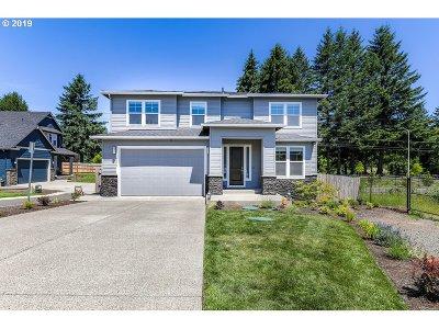 Camas Single Family Home For Sale: 4230 NE Tacoma Ct