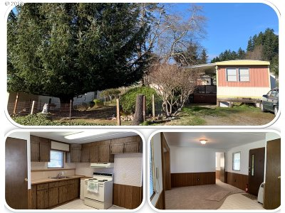 Brookings Single Family Home For Sale: 16391 Hwy 101 #25