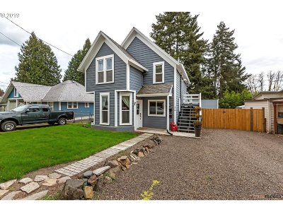 Forest Grove Single Family Home For Sale: 2418 14th Ave