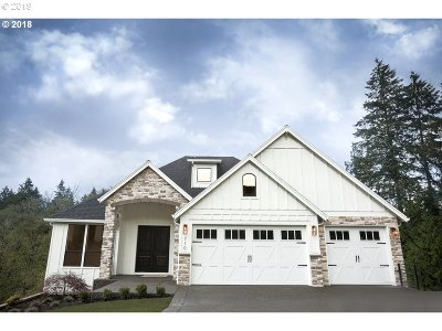 Ridgefield Single Family Home For Sale: 710 S 19th Pl