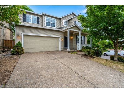 Tigard Single Family Home For Sale: 16450 SW Tuscany St