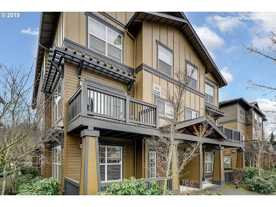 Beaverton OR Condo/Townhouse For Sale: $189,900