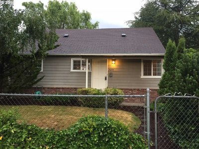 Single Family Home For Sale: 2643 Hilyard St