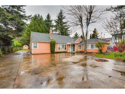 Single Family Home For Sale: 3141 SE 115th Ave