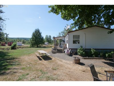 Single Family Home For Sale: 79096 Territorial Hwy