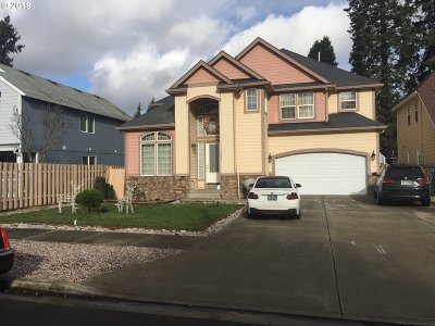 Portland Single Family Home For Sale: 13333 SE Mall St