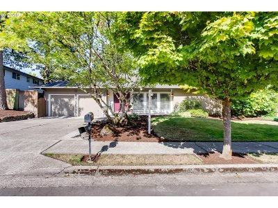 Beaverton Single Family Home For Sale: 7625 SW 136th Ave