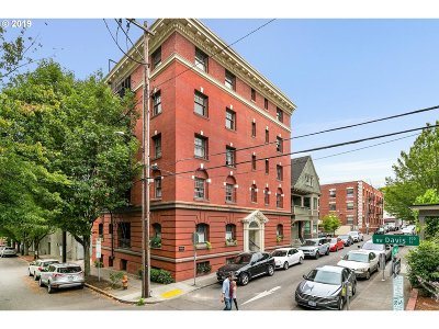 Portland Condo/Townhouse For Sale: 118 NW King Ave #3