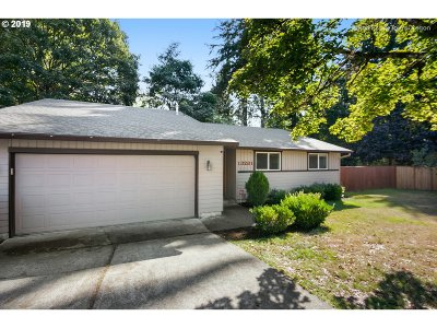 Happy Valley, Clackamas Single Family Home For Sale: 13281 SE 119th Ct