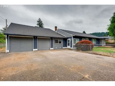 Single Family Home For Sale: 3548 SE 141st Ave