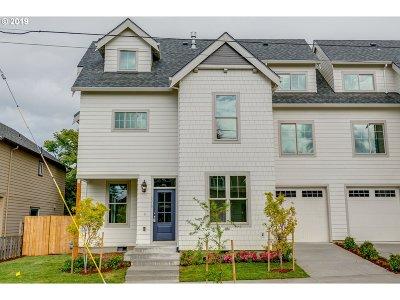 Portland Condo/Townhouse For Sale: 6318 NE 11th Ave