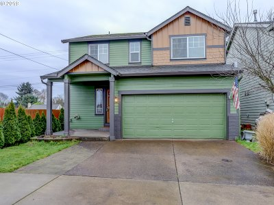 Vancouver Single Family Home For Sale: 9209 NE 77th St