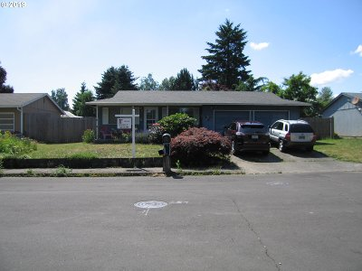 Beaverton, Aloha Single Family Home For Sale: 1595 SW 194th Ave