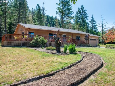 Single Family Home For Sale: 32593 Glaisyer Hill Rd