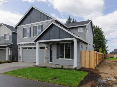 Vancouver Single Family Home For Sale: 12407 NE 109th St