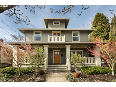 Portland Single Family Home For Sale: 5521 N Campbell Ave