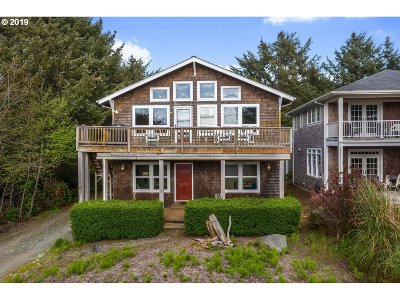 Arch Cape Single Family Home For Sale: 79929 W Beach Rd