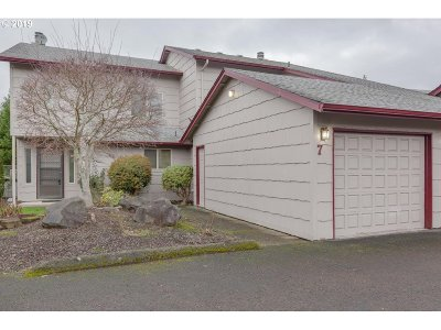 Cowlitz County Condo/Townhouse For Sale: 2363 40th Ave