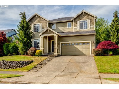 Camas Single Family Home For Sale: 3813 NW 14th Ave