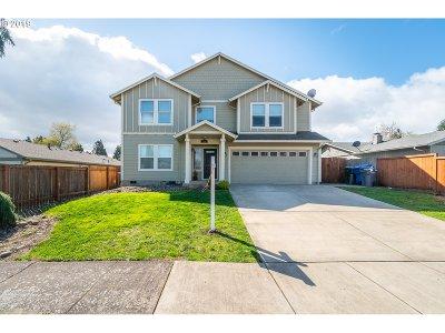 Keizer Single Family Home For Sale: 1328 Juniper St N