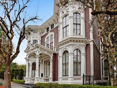 Portland Single Family Home Bumpable Buyer: 1501 SW Harrison St