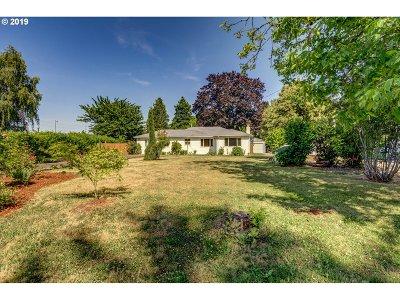 Salem Single Family Home For Sale: 1980 Walker Rd NE