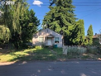 Vancouver Single Family Home For Sale: 3611 N St