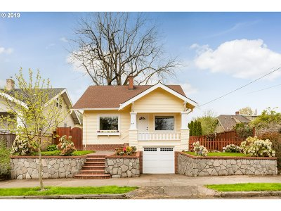 Portland Single Family Home For Sale: 4535 N Commercial Ave
